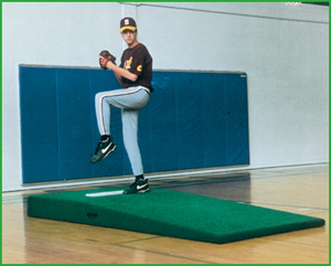 PITCHING MOUNDS INDOOR