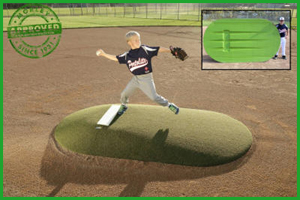PITCHING MOUNDS OUTDOOR