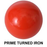 PRIME TURNED IRON SHOT