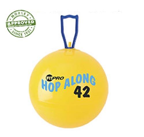 42Cm Fitpro Hop Along Pon Pon Balls