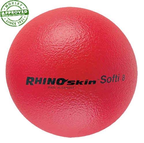 "8"" Rhino Skin Softie Ball"