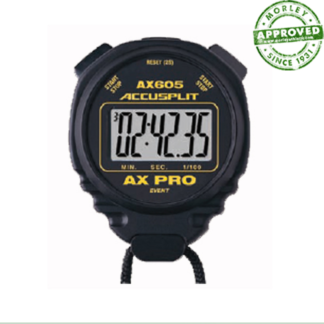 Accusplit AX605 Pro Event Timer