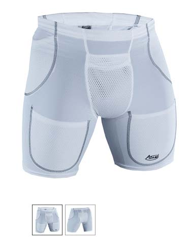 Adams 1199 6 Pocket Compression Girdle