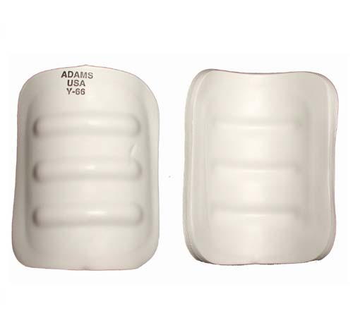 "Adams Y-66 3/8"" Universal Jr. Thigh Pads (Pair)"