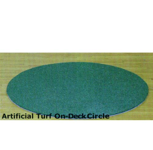 Proper Pitch Artificial Turf On Deck Circle