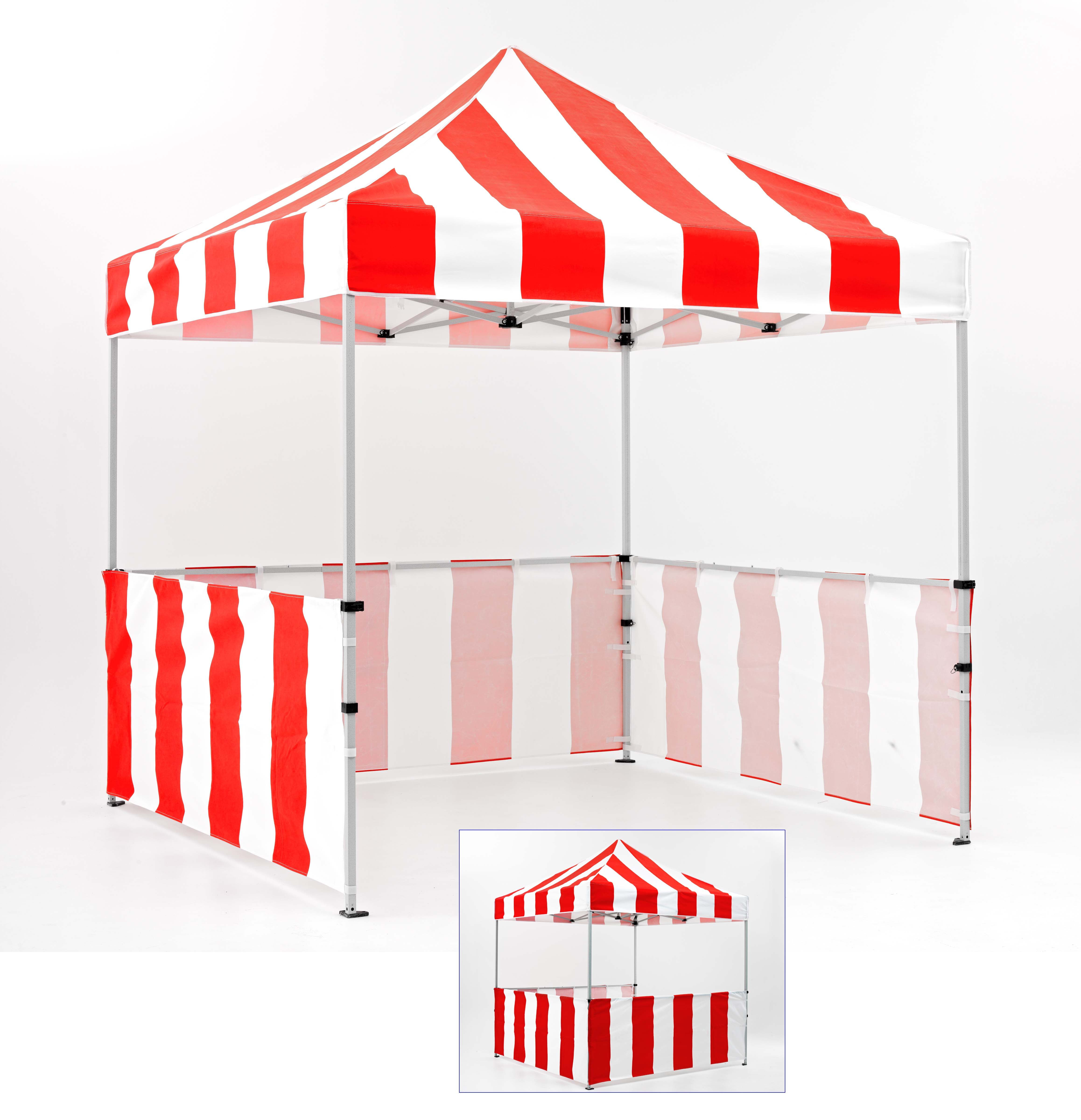 CARNIVAL STYLE INSTANT CANOPY KIT