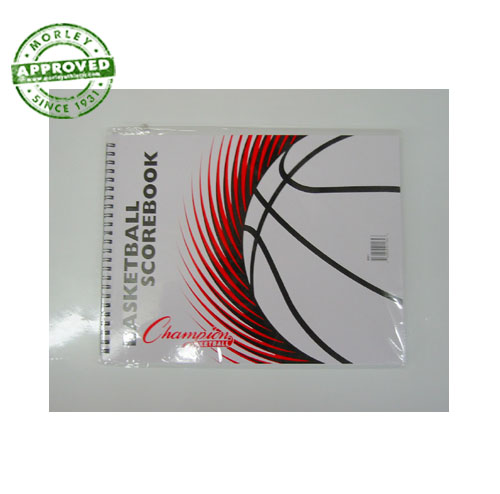 Champion Sports Basketball Scorebook
