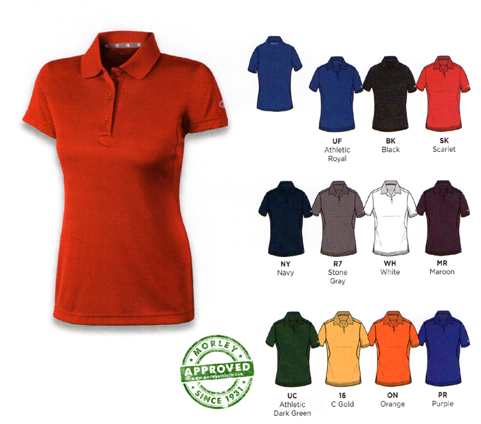 Champion Women'S Ultimate Double Dry Polo