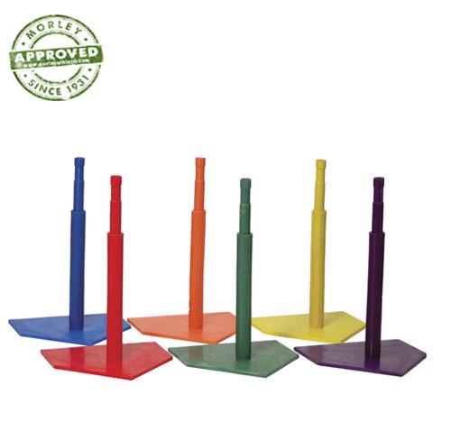 Deluxe Rainbow Batting Tee Set