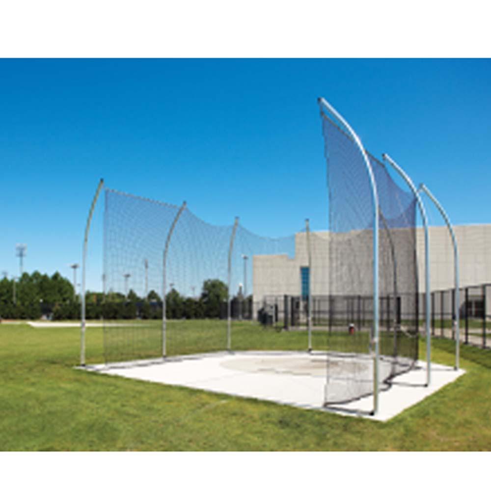 Gill Ncaa Aluminum Discus Cage