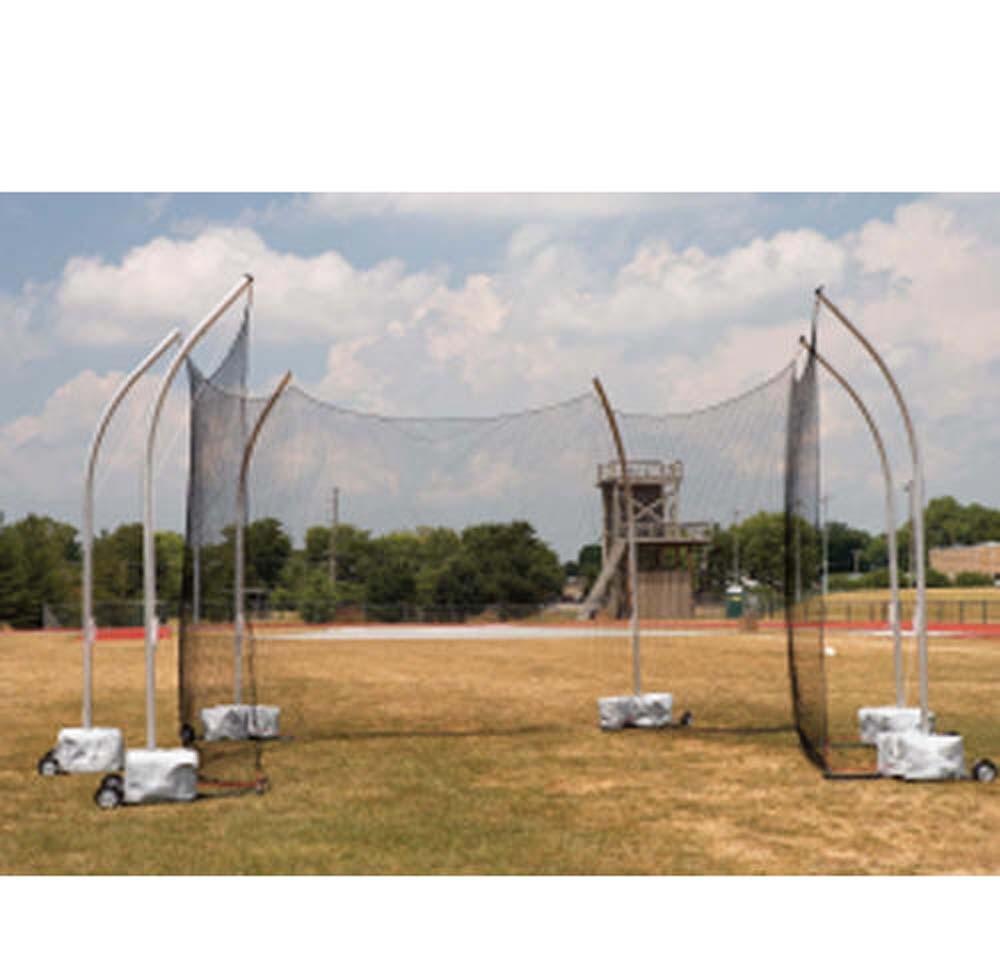 Gill Ncaa Portable Discus Cage