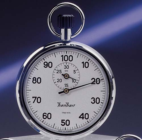 Hanhart 1/100 Industrial Timer