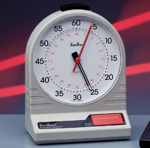 Hanhart T-500 Mesotron Clock Timer