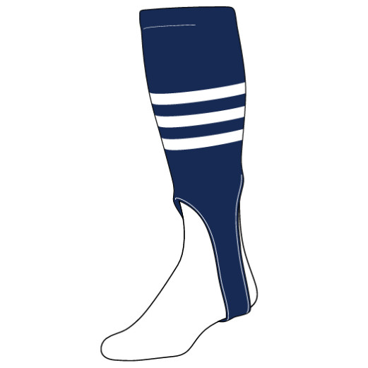 in_stock_triple_stripe_baseball_stirrups_navy_with_white_stripes