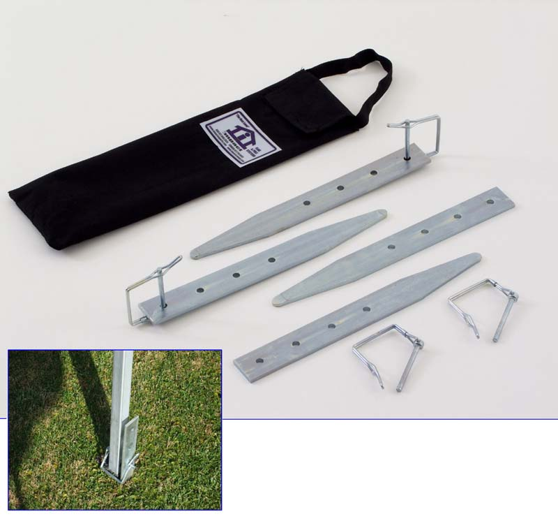 INSTANT CANOPY COMMERCIAL STAKE KIT