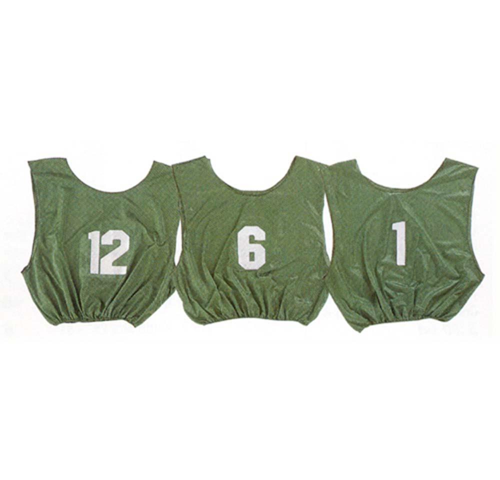 Numbered Scrimmage Vests