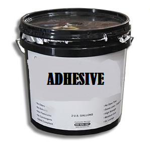 PU350 RUNWAY ADHESIVE 5 GALLON SIZE COVERS 450 SQUARE FEET see instructions below