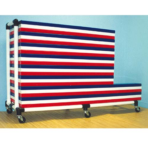PVC Flat Bed Mat Cart