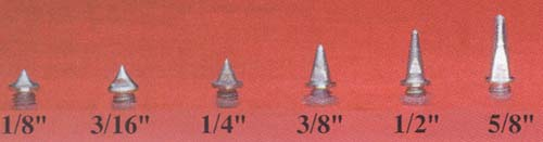 Pyramid Track Spikes