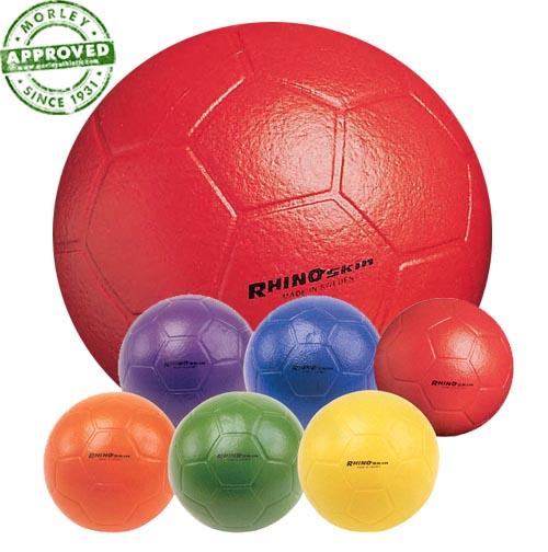 Rhino Skin Soccer Ball Set Of 6