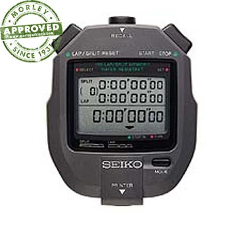 Seiko S123 100 Memory Stopwatch