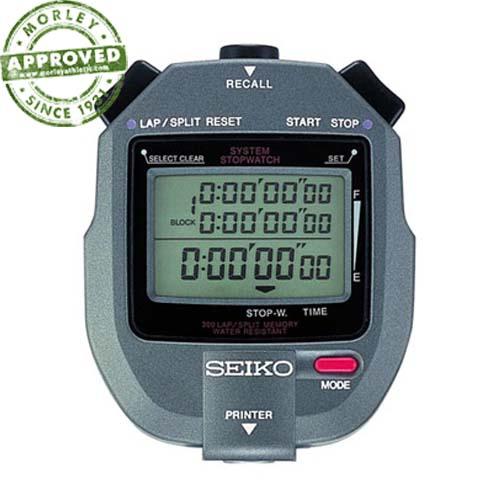 Seiko S143 300 Memory Stopwatch