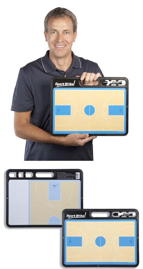 Sport Write Pro Basketball Coaching Board