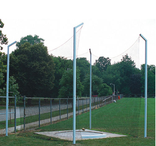 Steel Safety Shot Throwing Cage