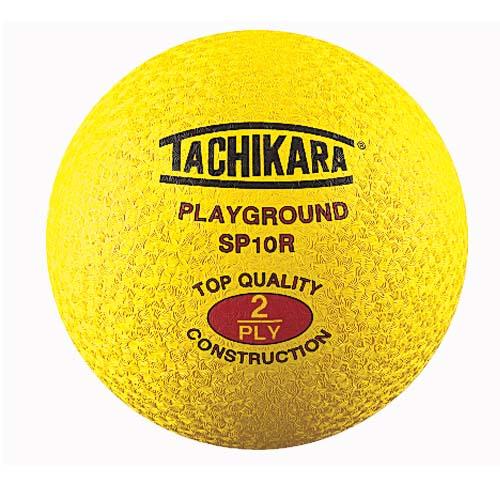 """Tachikara 10"""" Playground  Ball"""