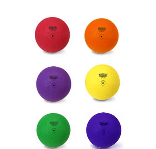 Tachikara Rainbow Playground Balls