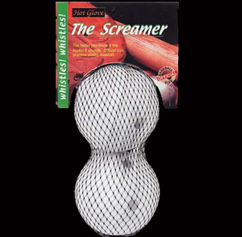 The Screamer...Whistling  Baseball