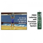 galaxy_express_competition_titanium_volleyball_system_w_o_sockets___free_shipping