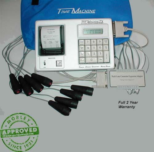 "Time Machine ""Vanilla TX"" Basic Track System"