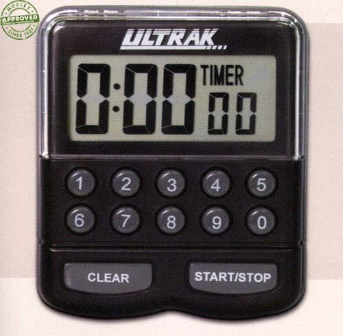 Ultrak T-3 Count Up Count Down Timer