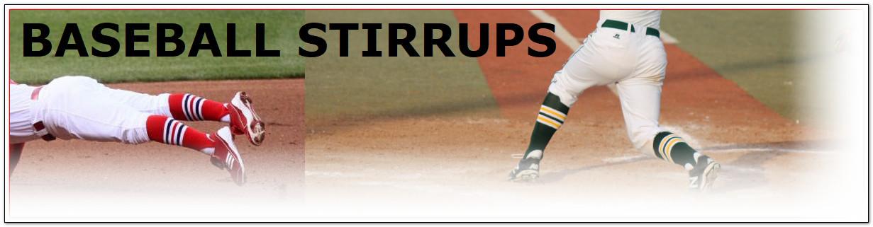Baseball Stirrups