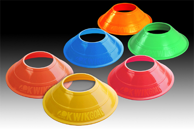 Kwik Goal Mini Disc Cones
