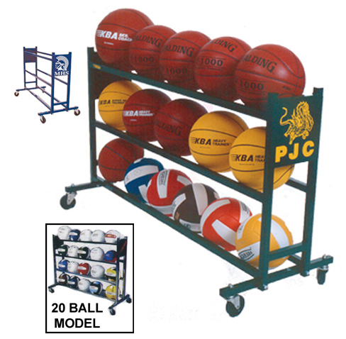 customized sporting goods mascot carts