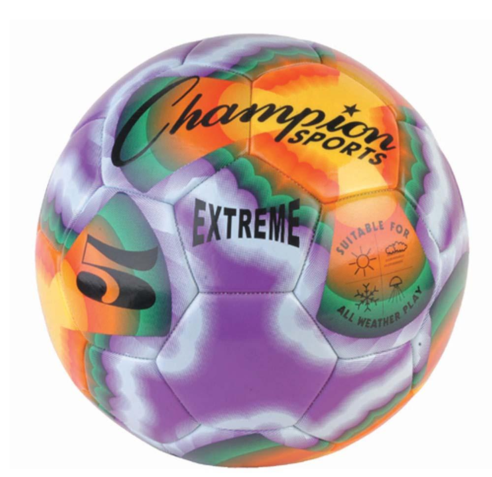 Deals On Champion Sports Extreme Tye Dye Soccer Ball a4f81f40f