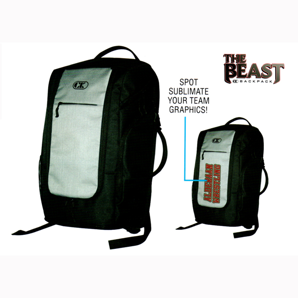4ad3e36ad740 Cliff Keen ABP18 The Beast Backpack. cliff keen abp18 the beast backpack