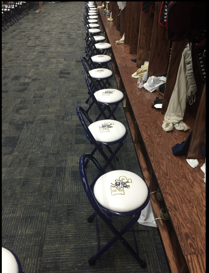 Locker Room Stools 1 Custom Stools For Sports