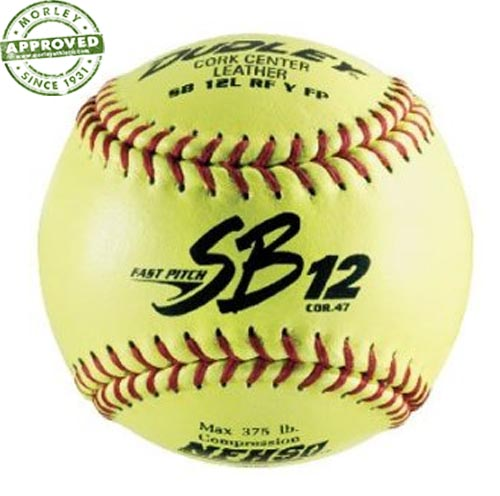 Recommended Dudley Sb12lrfyfp Softballs Nfhs Stamped