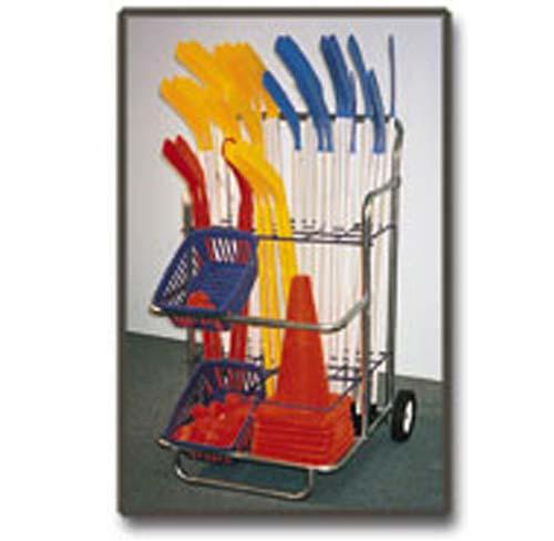 floor hockey equipment cart team pricing morley athletic