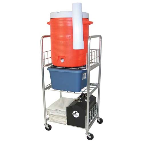 Gym Water Cooler Cart