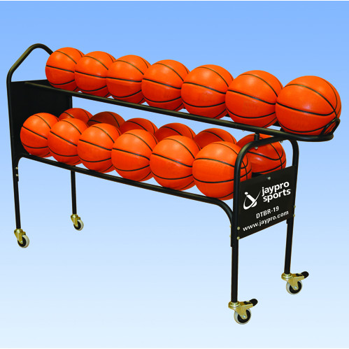 Best Deals On Jaypro Deluxe 19 Basketball Training Ball Cart