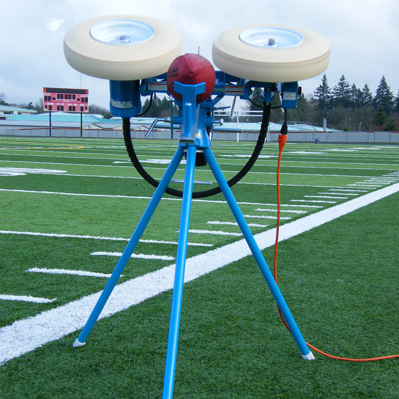 Jugs Football Passing Machine As Seen On Espn