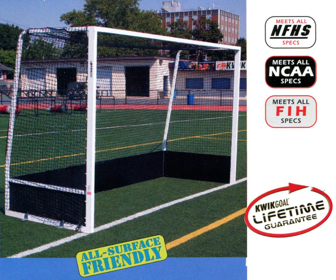 5310d6913 Kwik Goal 2F501 Official Field Hockey Goal- FREE SHIPPING.  kwik_goal_2f501_official_field_hockey_goal;  kwik_goal_2f501_official_field_hockey_goal