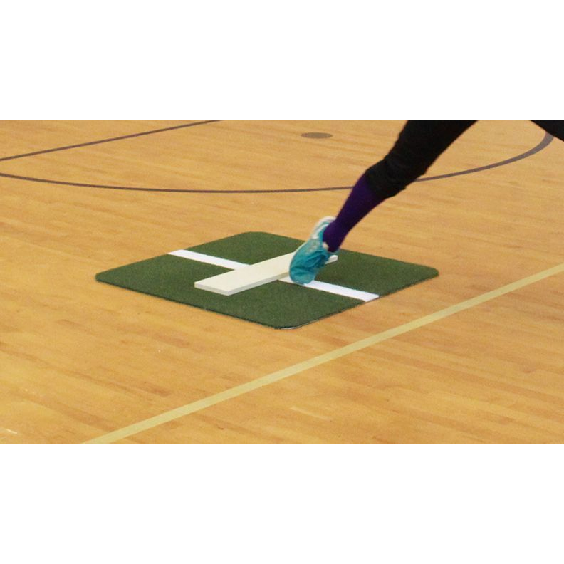shop stride mat pitching mats line deal with softball green great in on