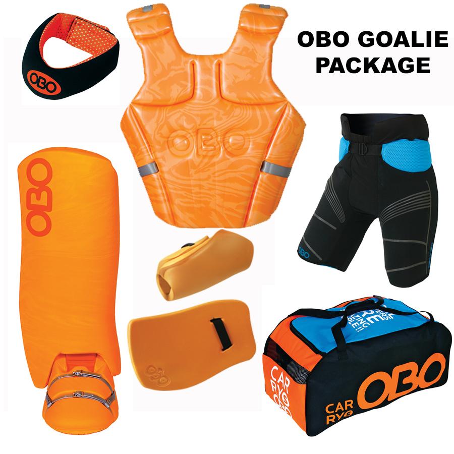 Obo Foam Field Hockey Goalie Package