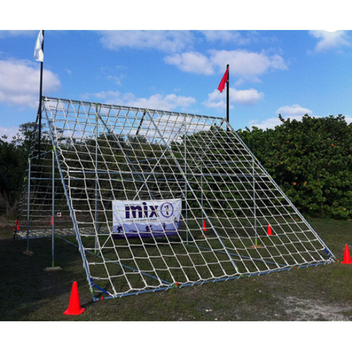 Pp Series Outdoor Cargo Climbing Nets White 9 Quot Square 3