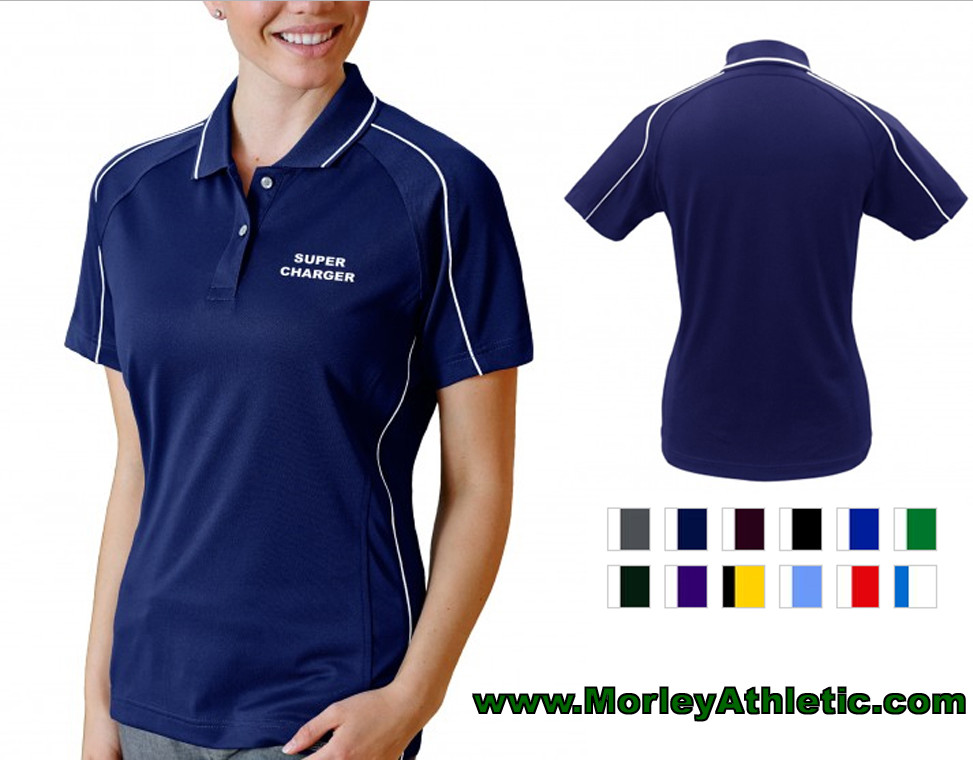 Pro Celebrity 174 Super Charger Ladies Polo Shirt 29 95